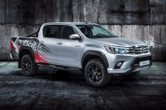 Tampilan Sporty Toyota Hilux Invincible 50