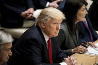 Trump UN Speech to Slap 'Rogue Regimes', Embrace Nationalist Tone