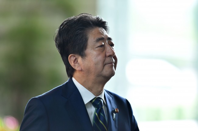 North Korea Crisis Boosts Japan's Hawkish PM: Analysts