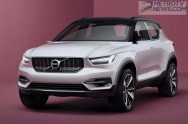 Intip Debut All New XC40 di Frankfurt
