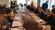 FM Retno Attends Meeting on Rakhine in New York