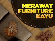 Infografik: Tips Merawat Furniture Kayu