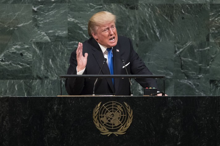 Trump's Fiery UN Address Redefines US Role in the World