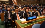 VP Kalla Attends OIC Meeting on Rakhine in New York