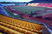 Renovasi 11 Venue Asian Games Dikebut