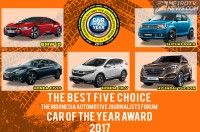 Ini 5 Finalis Forwot Car of the Year 2017