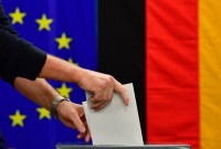 Merkel Heads for Fourth Term, Hard-Right Eyes First Seats