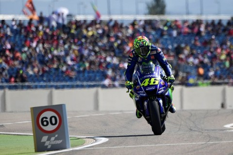 Valentino Rossi. (AFP PHOTO / JAVIER SORIANO)