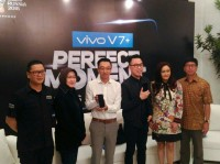 28 September, Vivo V7+ Mendarat di Indonesia