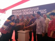 Govt Unveils Palu Special Economic Zone
