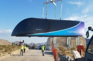 Hyperloop One, Ambisi Elon Musk di Industri Transportasi