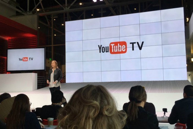 Google Mulai Pasang YouTube TV di Tablet Android