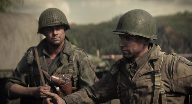 Sesi Beta Call of Duty: WWII Penuh Hacker