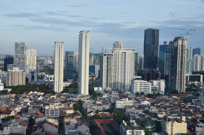 Indonesia Posts Inflation Rate of 0.13% in September 2017