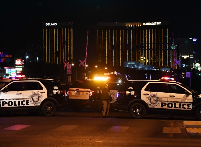 50 killed at Las Vegas Concert in Deadliest US Shooting