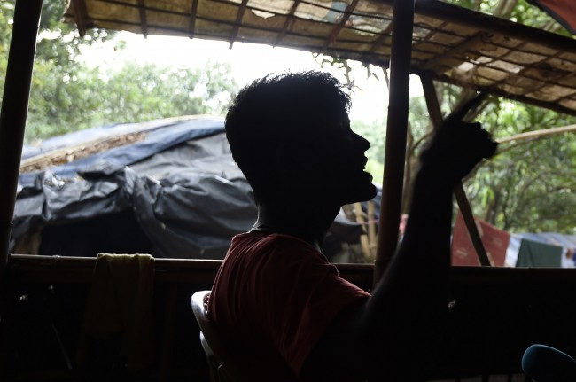 Rohingya Militants in Bangladesh Camps Eager to Fight