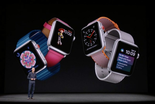 Apple Rilis watchOS 4 Demi Perbaiki Masalah Watch Series 3