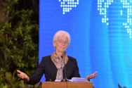 Lagarde: IMF Optimistis dengan Pemulihan Ekonomi Global
