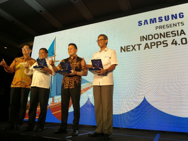 Samsung Indonesia Next Apps 4.0 Tampung 1.600 Developer Lokal