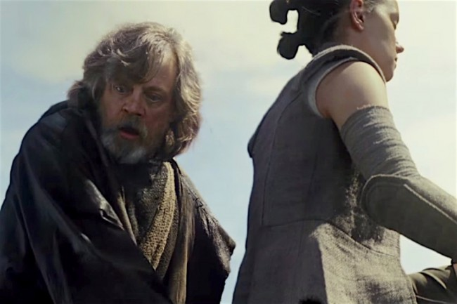 Trailer Star Wars The Last Jedi Dirilis