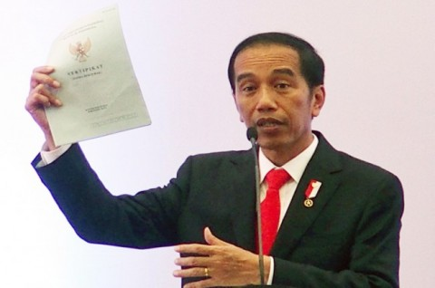 President Joko Widodo (Photo: Antara/R Rekotomo)