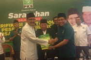 PKB Officially Endorses Gus Ipul in East Java Election