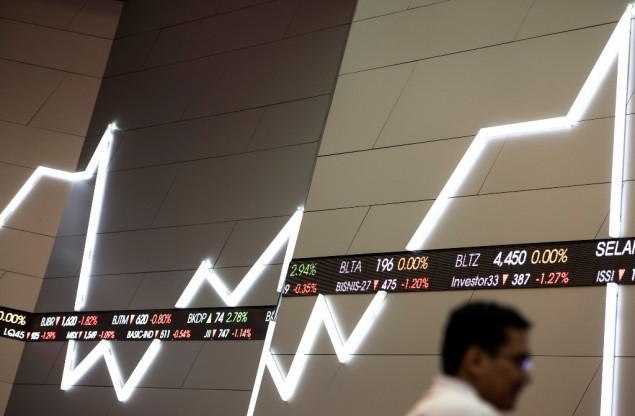 JCI Surges 0.536% in Morning Session