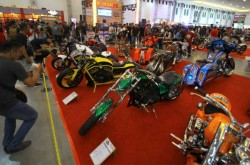 <i>Custom Bike</i> Itu Benda Seni