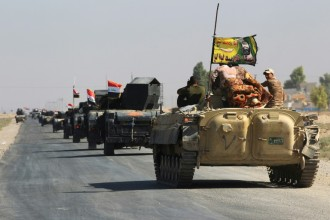 Iraqi Forces Seize Kirkuk Governor's Office in Push against Kurds