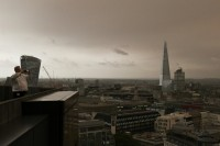 Storm Brings 'Apocalyptic' Skies to Britain
