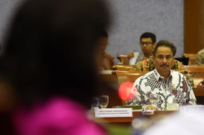 Tourism Industry Stronger in Jokowi Era: Minister