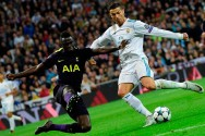Spurs Tahan Madrid 1-1
