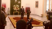 Jokowi Receives Qatari Emir, Highlights Investment Cooperation