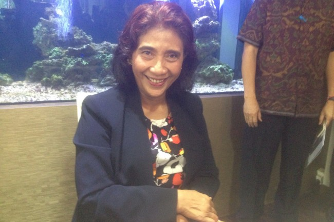 Minister Susi Refuses to Run in West Java Election