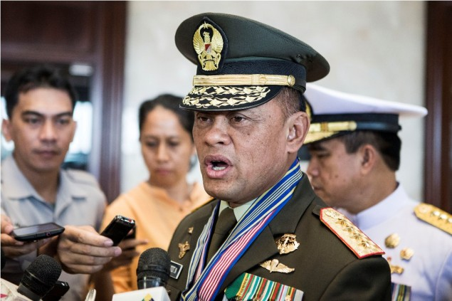 Indonesia Demands Explanation over General Gatot's Entry Ban