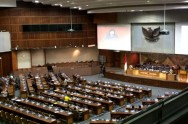 House Passes Perppu on Mass Organizations into Law