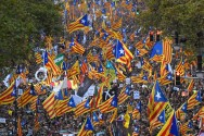 Spain-Catalan Standoff Facing Tense Deadline