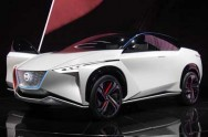Nissan Debut IMx All-Electric Crossover Concept
