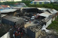 Govt to Investigate Tangerang Firecrackers Factory Explosion