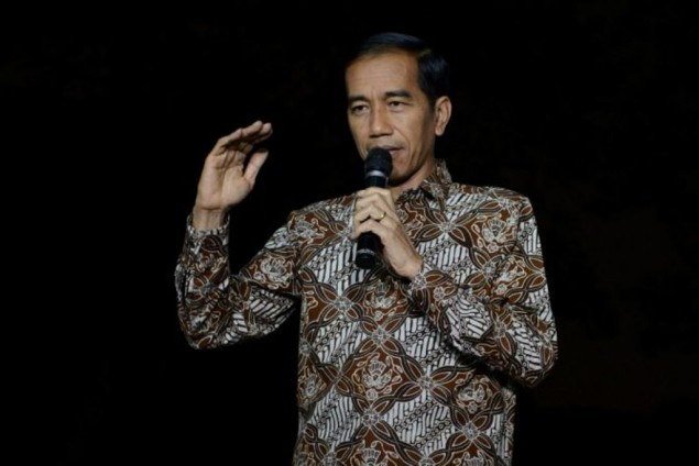 Jokowi and Former Japanese PM Discuss Infrastructure Cooperation