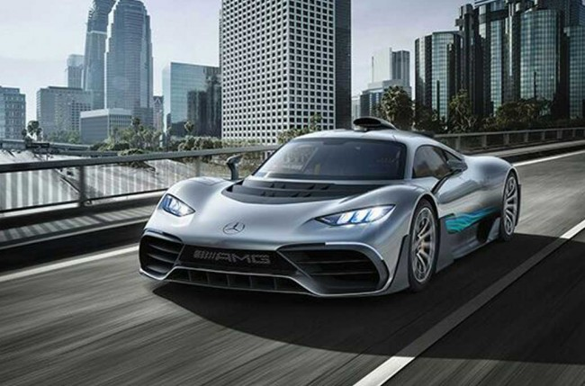 Mercedes-Benz Project One, Tak Buat BMW Gusar