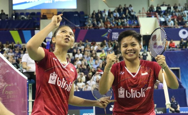 Jadwal Wakil Indonesia di Final Prancis Open Super Series