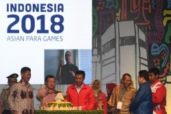 Dana Asian Para Games 2018 Macet
