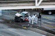 Truck Driver Kills Eight in New York 'Act of Terror'