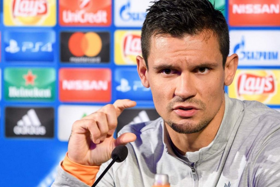 Dejan Lovren. (AFP PHOTO / Jure Makovec)
