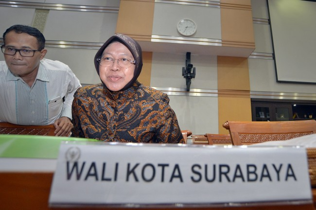 Surabaya Raih Penghargaan 'Global Green City' PBB