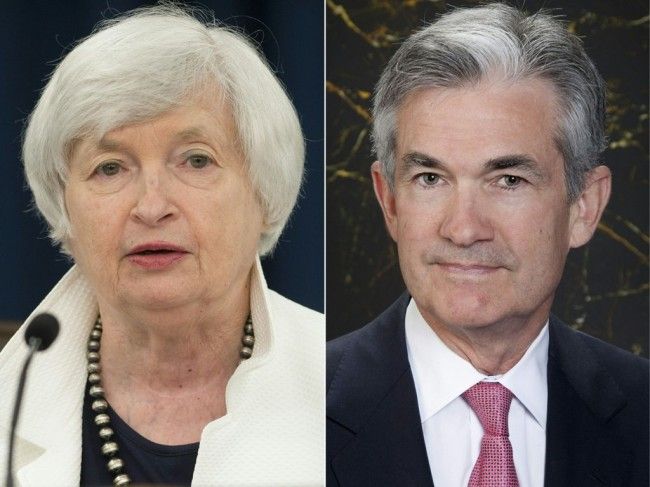 Trump Choose Jerome Powell to Lead Federal Reserve