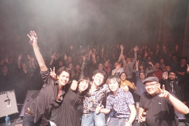 Cerita Dua Band Indonesia Presentasikan Rock & Roll di Eropa