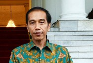 Jokowi  Meets with KAHMI Presidium