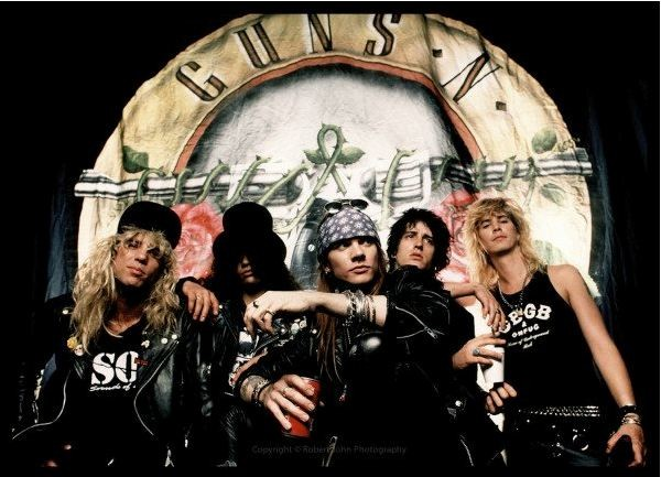 Guns N' Roses: A Rock N' Roll Tale from Hollywood